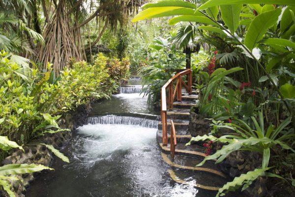 América, Costa Rica, Tabacón