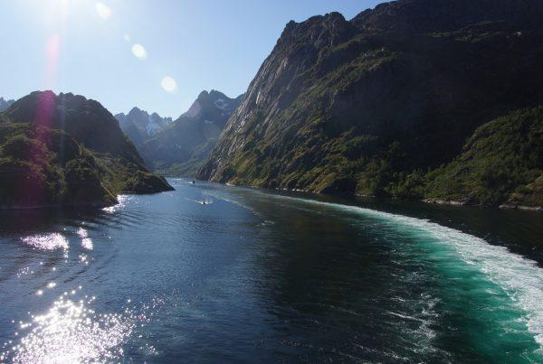 Europa, Noruega, Fiordo del Troll