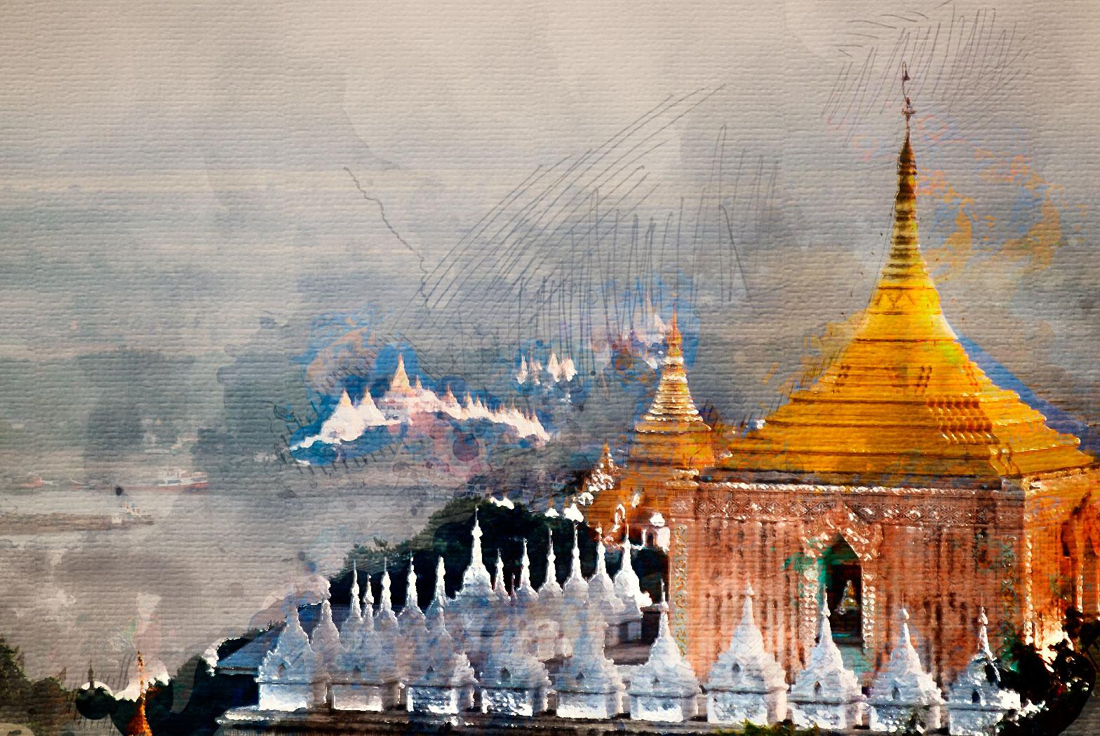 Viaje recomendado a Myanmar – Soñé con mil estupas de oro