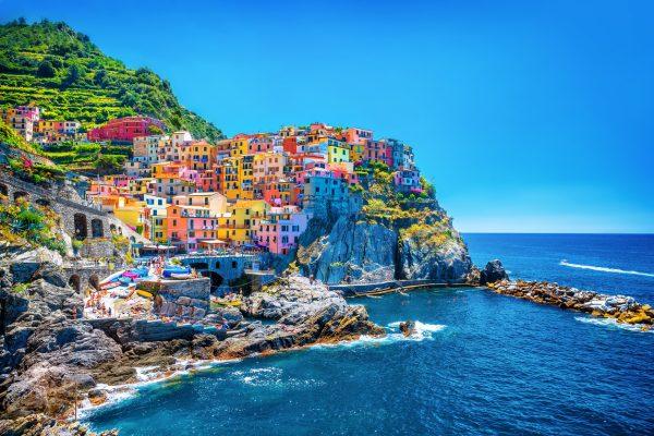 Cinque Terre - Viaje a Italia