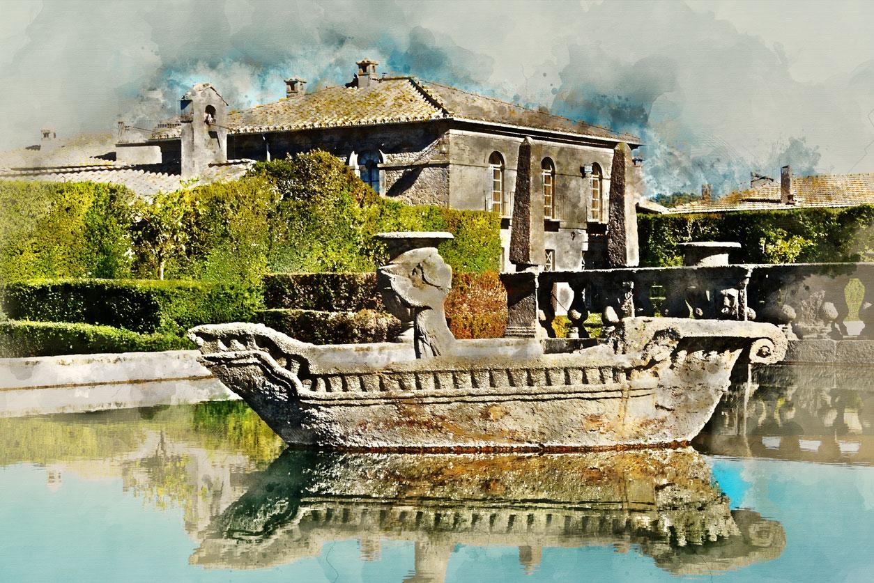 Viaje en grupo a Italia – Grandi giardini del Lazio con Arantza Iriarte (7 días)