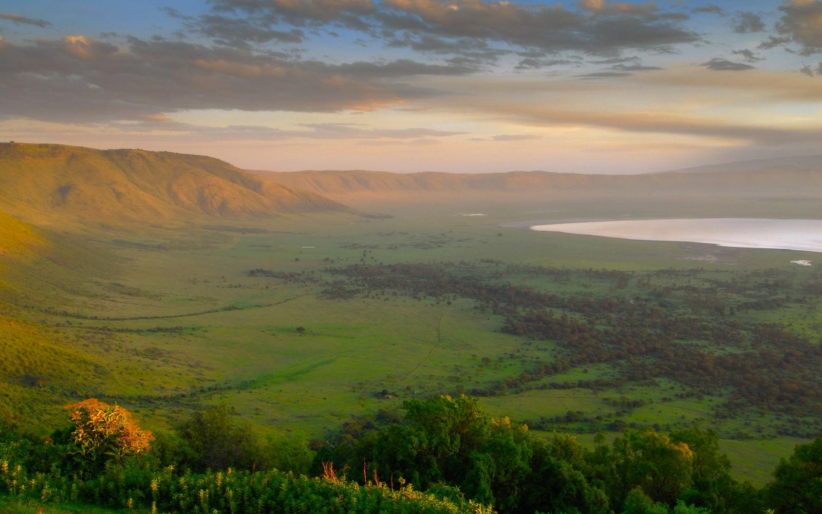 Área de Conservación del Cráter del Ngorongoro