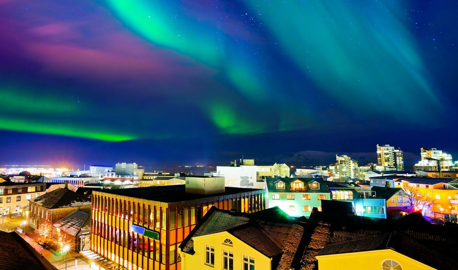 Europa, Islandia, Reykjavik