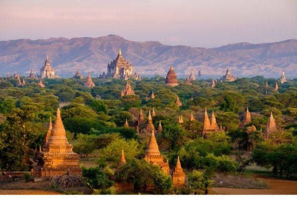Asia, Myanmar, Bagan