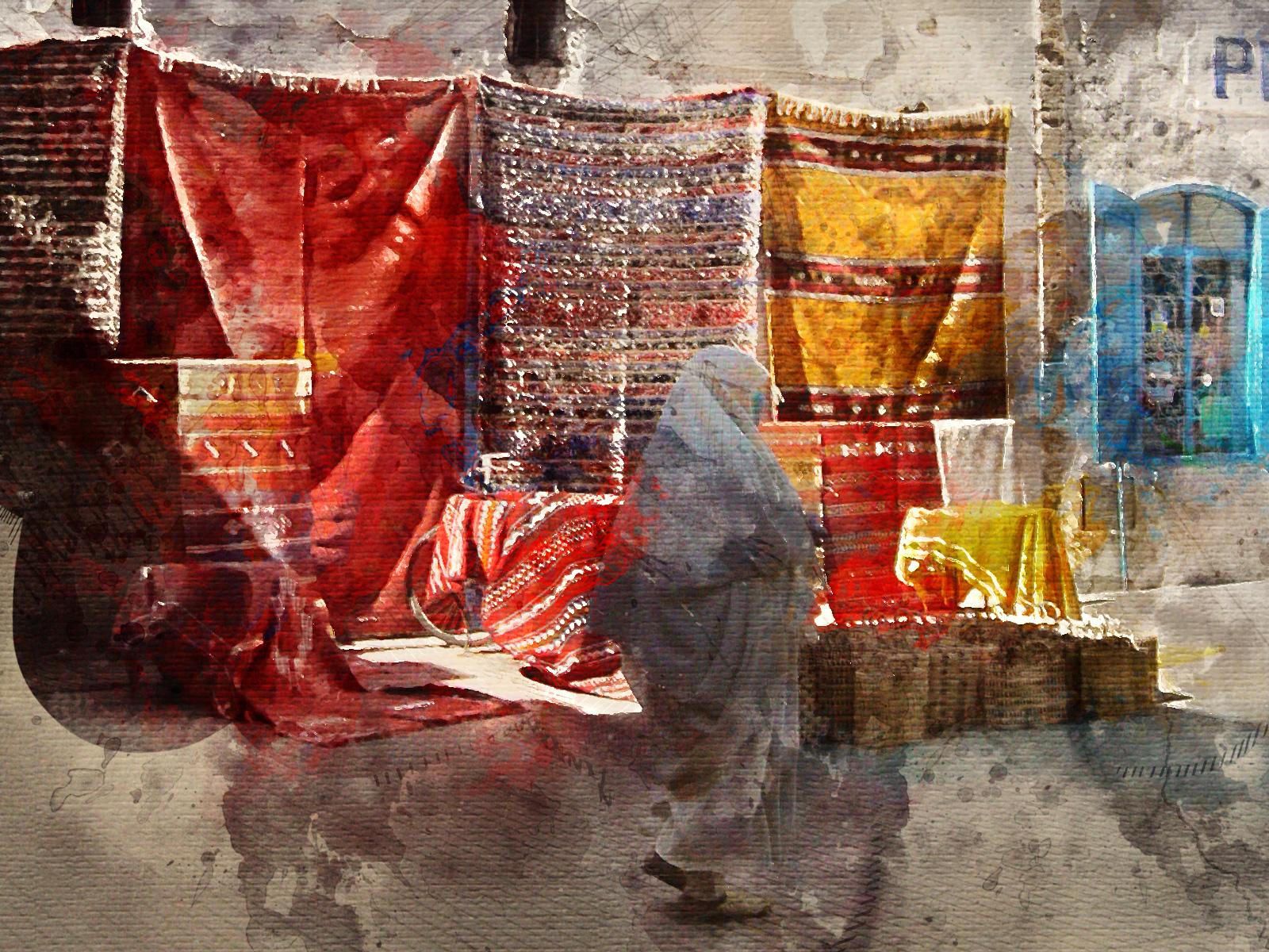 Me enamoré de Marruecos