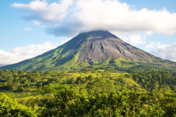 América, Costa Rica, Volcán Arenal