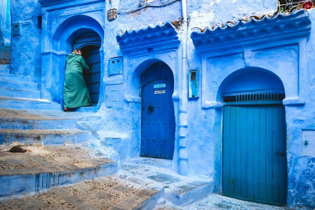 Africa, Marruecos, Chefchaouen