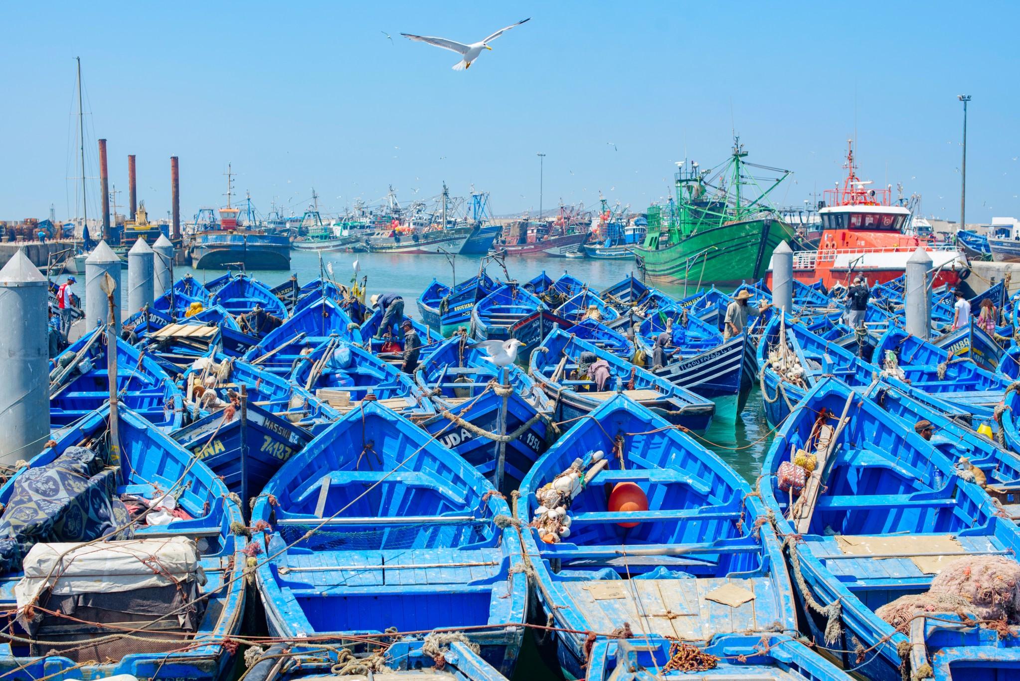 Marruecos, tesoro monumental, herencia cultural