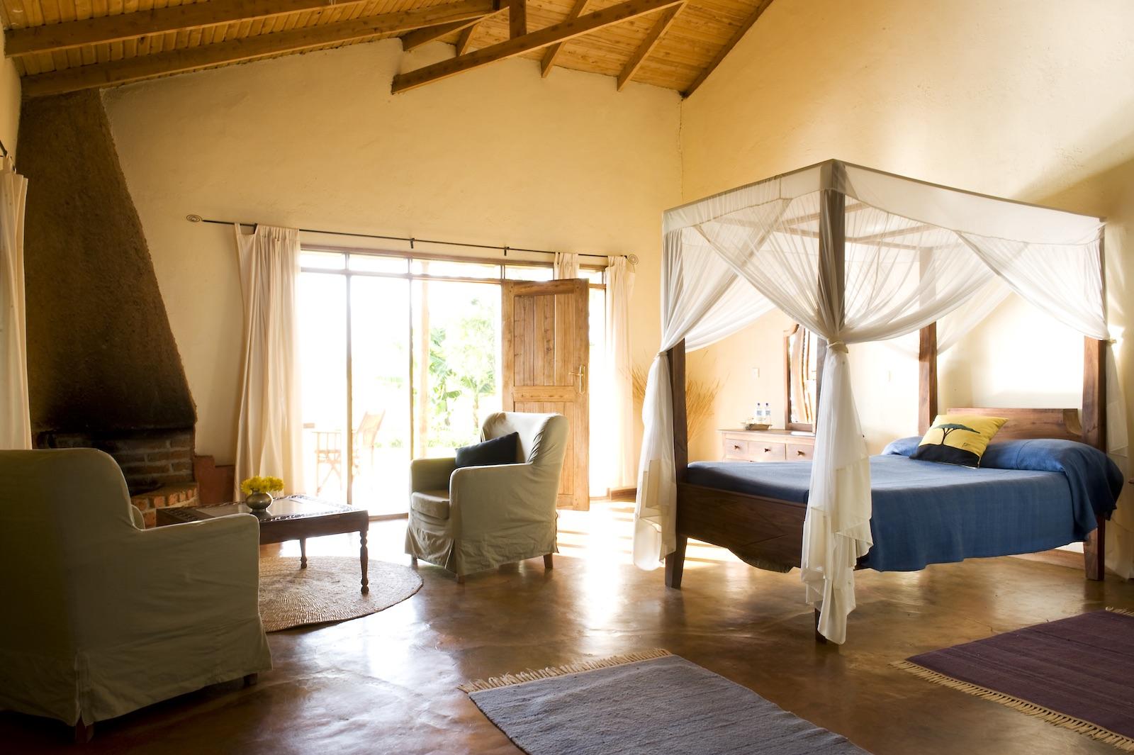 Africa, Tanzania, Ngorongoro, Ngorongoro Farm House