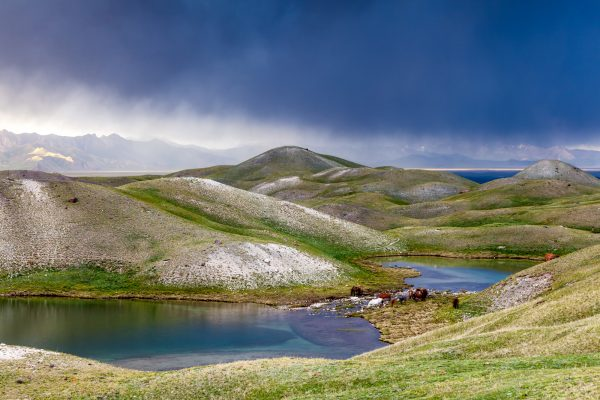 Asia,Kirguistan,TulparKulLake,paisaje,iS