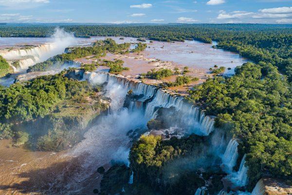 América,Brasil,Cataratas de Iguazú