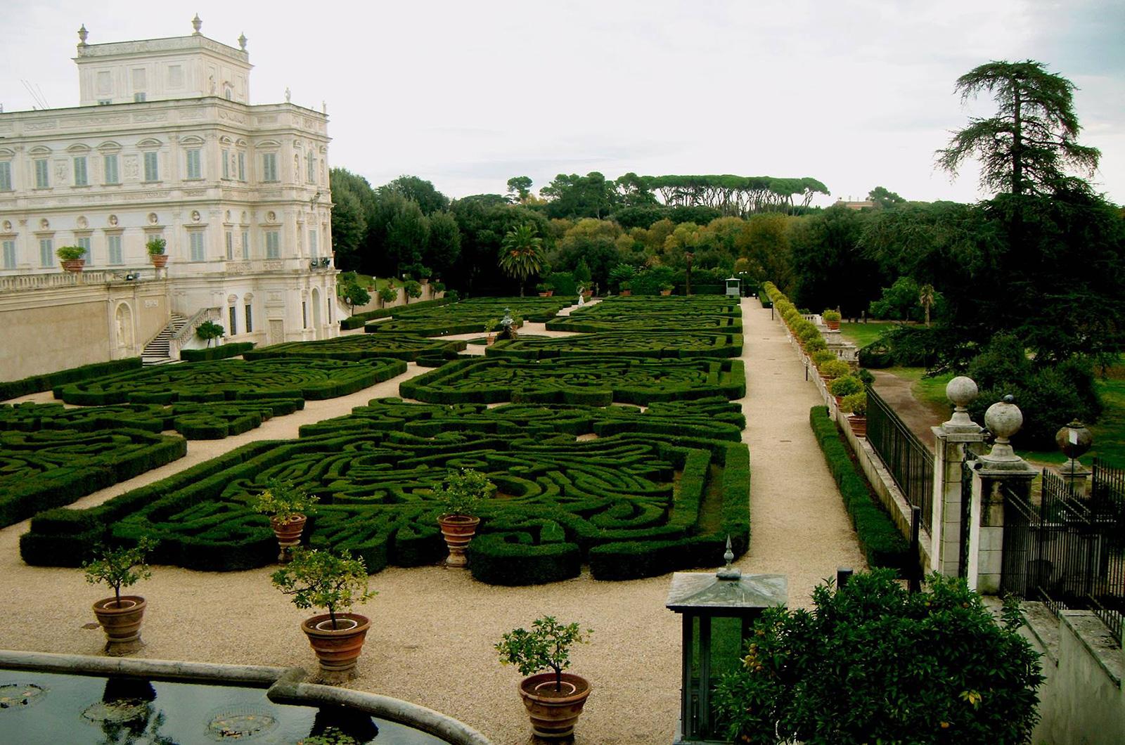 Europa,Italia,Villa Doria Pamphili